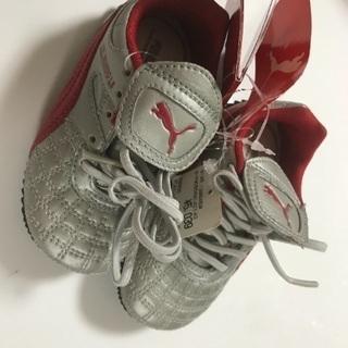 PUMA子供靴 14cm、新品