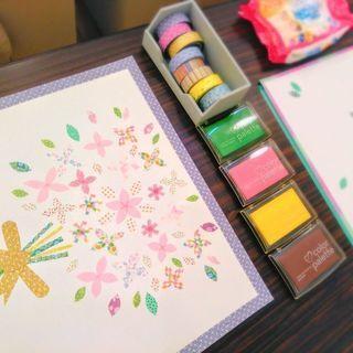 【資格取得】手形アート