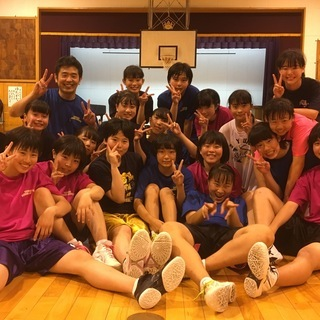 初心者大歓迎!川越周辺の中学生女子の皆さん!一緒に楽しく一生懸命...