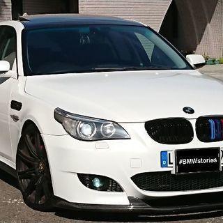 BMW 5series M5仕様★車検たっぷり!プッシュスター...