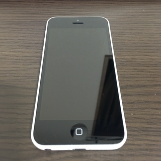iPhone 5c 16G 白 ドコモ