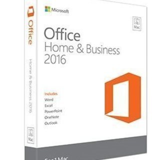 Office Home & Business 2016 for M...