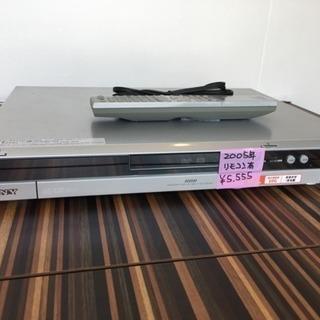 ★ ソニー HDD DVDレコーダー 160GB スゴ録 RDR...