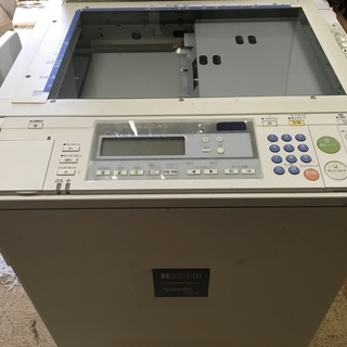 リコー 印刷機 コピー機