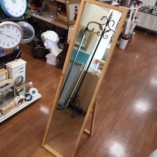 無印良品 スタンドミラー 鏡