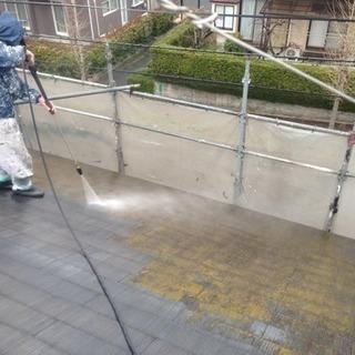激安屋根塗装  25万 2液シリコン塗料 一定期間のみです。