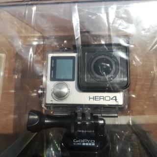 【お取引中】GoPro HERO4 BLACK 4Kカメラ 未使用品