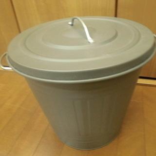 IKEA/イケア ゴミ箱 16リットル KNODD クノッド ふ...