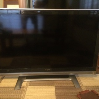 SHARP LC-46RX1W テレビ