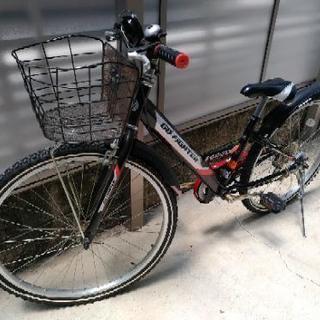自転車 26インチ型 子供用 男子 マウンテンバイク型