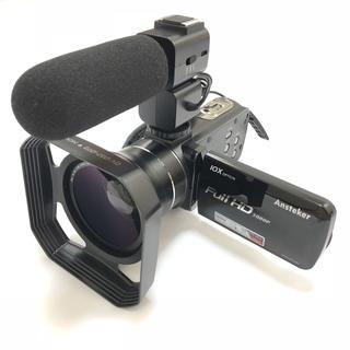 Ansteker ポータブルデジタルカメラ 2400万画素 60...