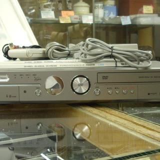 札幌 SHARP DVDレコーダー 2005年 250GB DV...