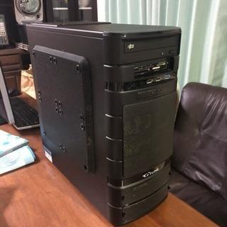 パソコン G TUNE AMD3.80GHz