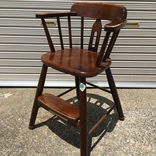子供用のアンティークなチェア♪ 椅子