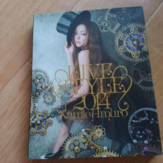 安室奈美恵DVD