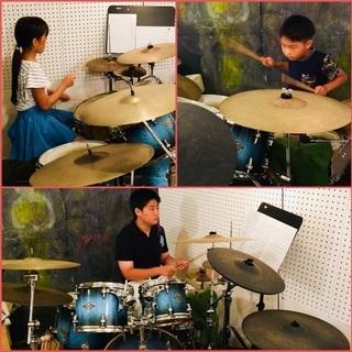 北九州でドラム体験🎵