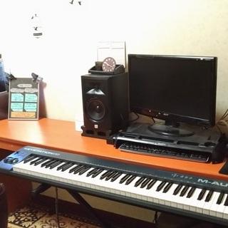 音大出身・現職音楽講師がDTMレッスン致します。  DTMソフトの使い方や作曲編曲、音楽理論から販売の仕方など − 宮城県