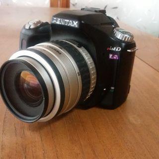 デジタル一眼レフカメラ PENTAX ist DL2