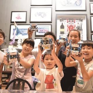 【武蔵小杉タミヤロボットスクール】ロボット/プログラミング体験会開催
