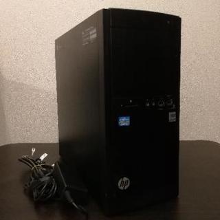 【取引中】デスクトップ hp110-240jp