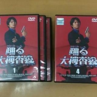 値下げしました。DVD  踊る大捜査線1~6