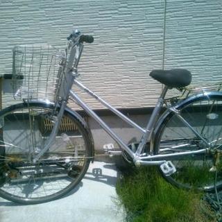 使えなくはないですがグレーの自転車欲しい方差し上げます!