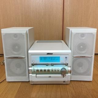 MD CDコンポ