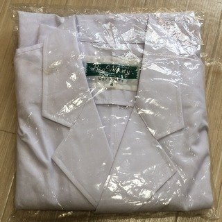 白衣(実習衣・実験衣・制服)Sサイズ