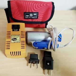海外旅行用トランス式変圧器DM-503 NISSYO トラベルコ...