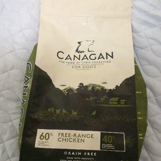 【新品】カナガンドッグフード 2kg