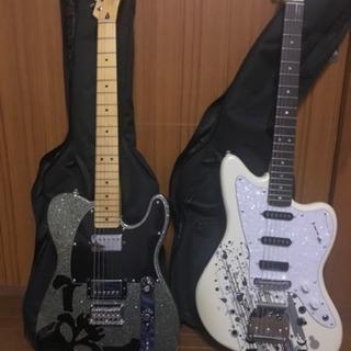 急募!超美品!SCANDALギター!