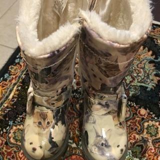 ブーツ  15cm H&M