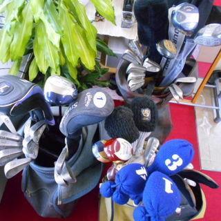 ゴルフセット①【Foot-joyバッグ】
