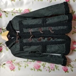 ■軽いかわいいダッフルコートジャケット■新品M
