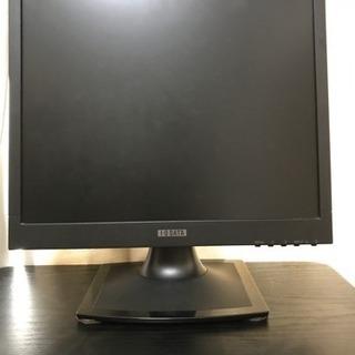 液晶モニター IOデータ製 LCD-AD179GBE