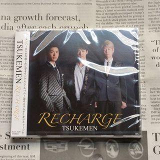 新品 未開封CD TSUKEMEN  『RECHARGE』