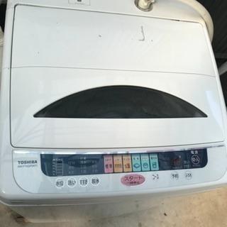 洗濯機お譲り致します