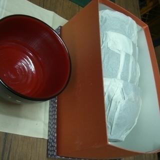 民芸の器 使用箱入 かゆ碗 茶碗 茶漬碗 深鉢 煮物鉢 中鉢 粥...