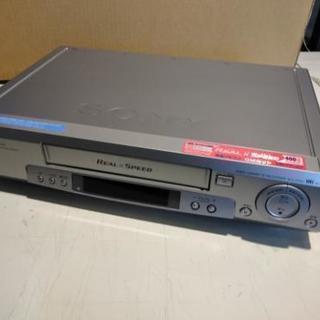 SONY ビデオカセットレコーダー SLV-R100 VHSビデ...
