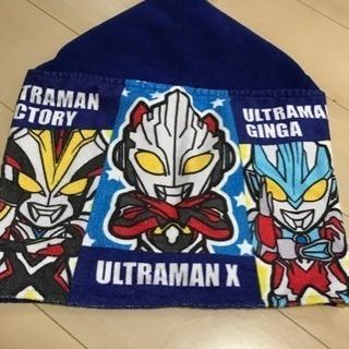 フード付きタオル☆ウルトラマン☆非売品
