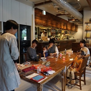 【ARK HiLLS CAFE】bonito flakes soup stock and the way to enjoy eating - 港区