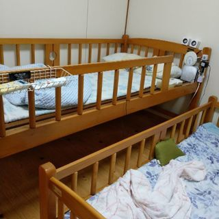 交渉中です。分離型二段ベッド
