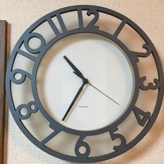 【掛時計】