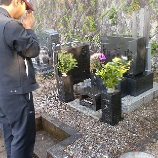三島市、沼津市、熱海市、裾野市その周辺の墓参り代行&お墓のお掃除を...