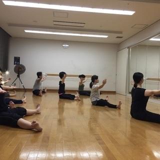 志免町で ストレッチ&体幹トレーニング(コアトレ)