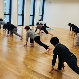古賀市でストレッチ&体幹トレーニング