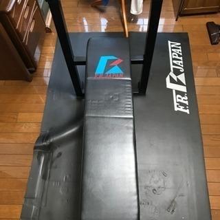 ベンチプレスセット70kg