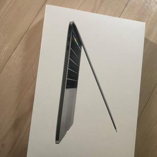 MacBookpro タッチバー付き 13インチ 2017