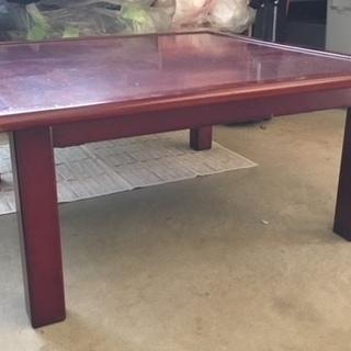 家具調こたつ(テーブルのみ)