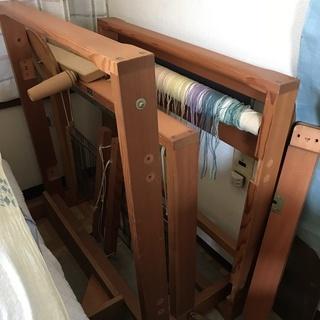 さをり織り機(堺精機さをり65)